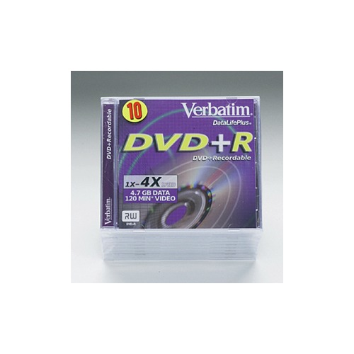 Verbatim Digital Movie 4 7gb Dvdr Ver94729 Shoplet Com