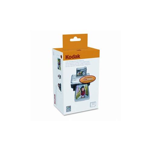 Kodak EasyShare Ph 160 Color Cartridge Photo Paper Kit