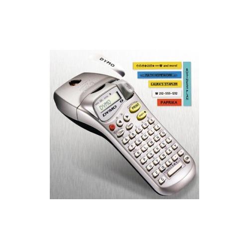 dymo letratag handheld electronic label maker dym11944. Black Bedroom Furniture Sets. Home Design Ideas
