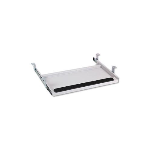 master nonadjustable underdesk steel keyboard drawer mat21885. Black Bedroom Furniture Sets. Home Design Ideas
