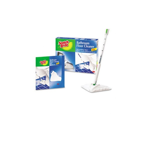 3m scotch brite bathroom floor cleaner mmm8003sk4