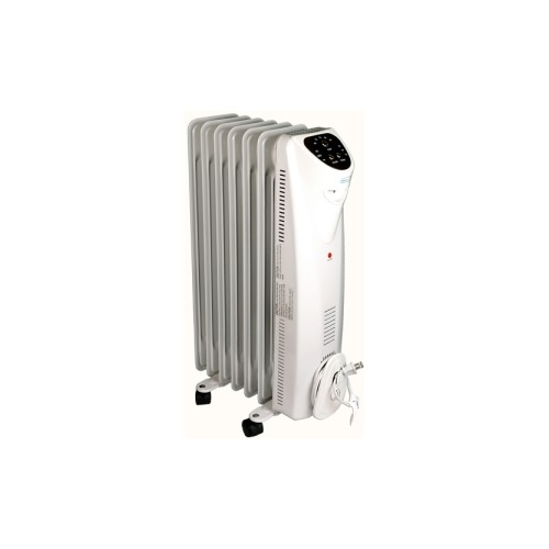 Electric Oil Radiator ~ Newair ah electric oil filled radiator space heater