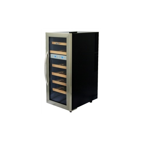 newair aw 211ed thermoelectric wine cooler naiaw211ed. Black Bedroom Furniture Sets. Home Design Ideas