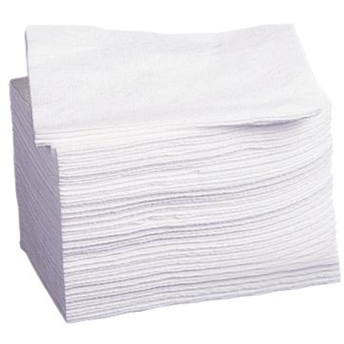Dry Washcloths: Medline Deluxe Dry Disposable Washcloths
