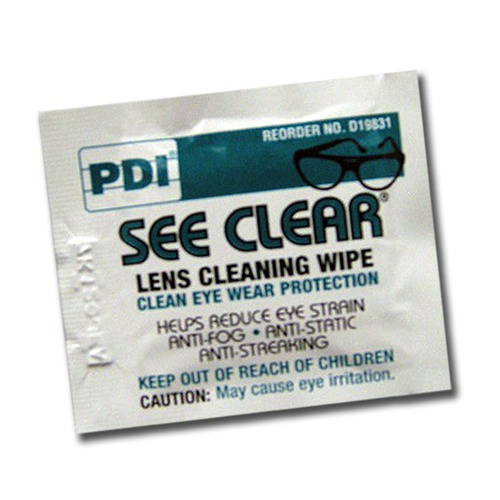 how to clean pdi glass